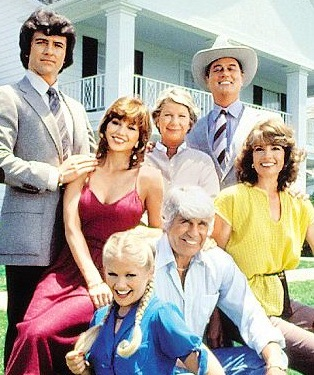 Cast of Dallas