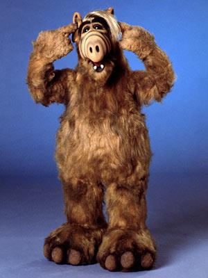 Alf Standing