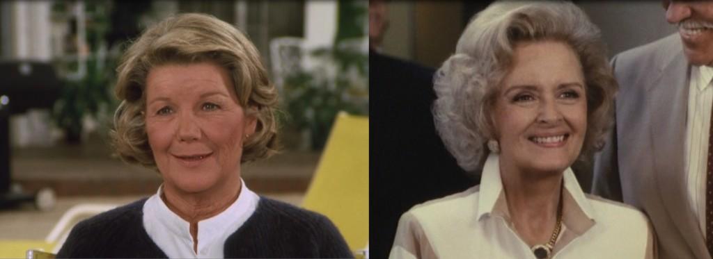 Ellie Ewing (Barbara Bel Geddes & Donna Reed)