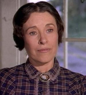 Harriet Oleson-Katherine MacGregor