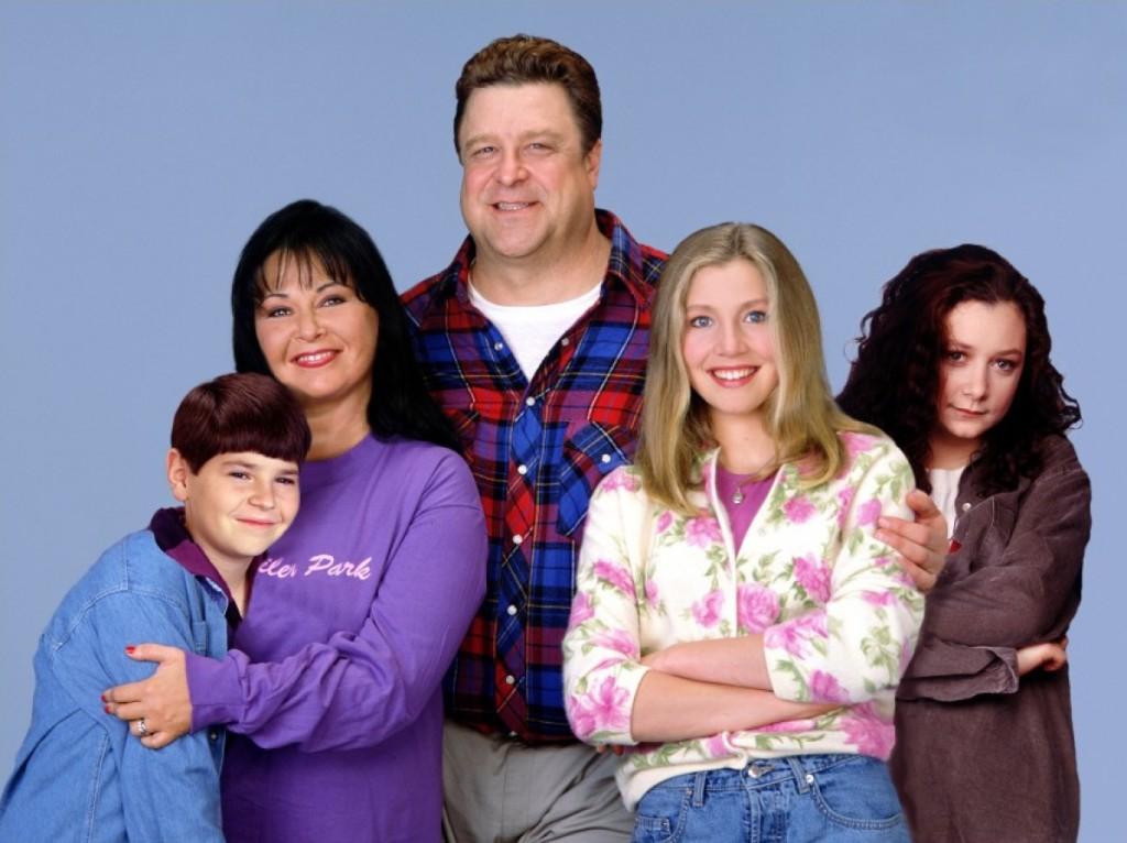 Roseanne cast 02