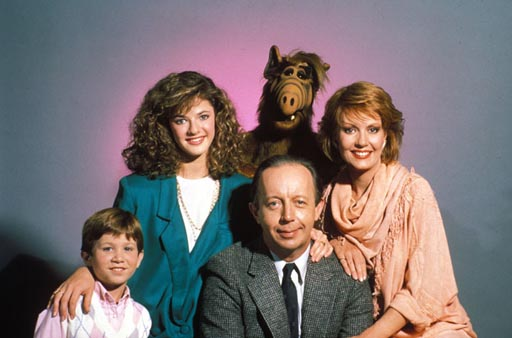 Alf season 2 cast