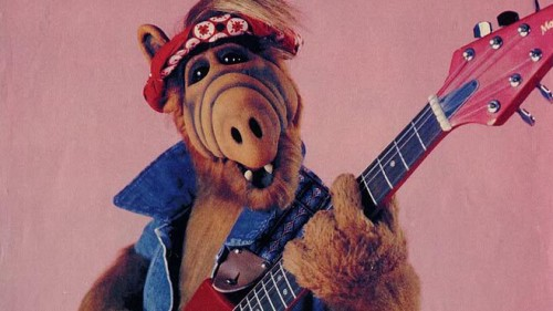 Rock n Roll ALF