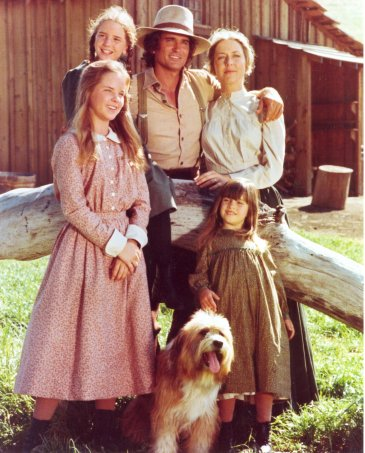 Charles Ingalls-Michael Landon Caroline Ingalls-Karen Grassle Laura Ingalls-Melissa Gilbert Mary Ingalls-Melissa Little House on the Prairie cast. Sue Anderson Carrie Ingalls-Lindsay and Sidney Greenbush
