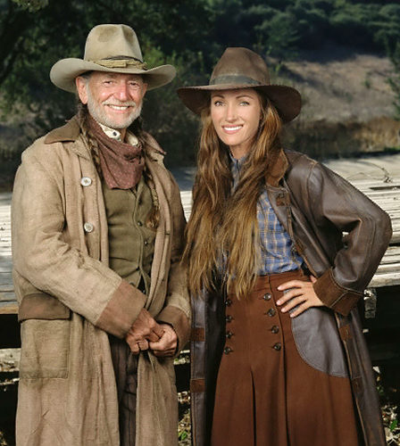 WILLIE NELSON JANE SEYMOUR