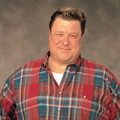John Goodman as Dan Conners
