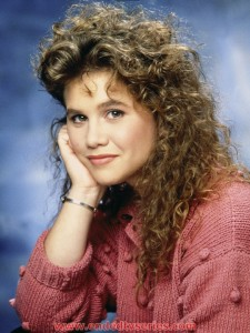 Tracey Gold of Growing Pains.