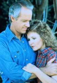 Coach-Shelley Fabares and Mike Farrell