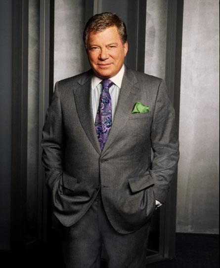 Boston Legal Denny Crane-William Shatner
