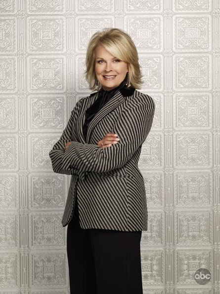 Boston Legal Shirley Schmidt-Candice Bergen