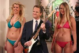 Barney with guitar