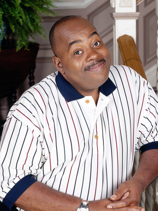Reginald VelJohnson stars as Carl Winslow on FAMILY MATTERS.