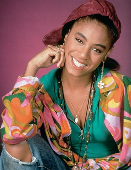 A Different World Lena James (Jada Pinkett)-
