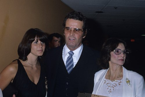 James Garner and Family
