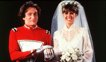 Mork and Mindy wedding