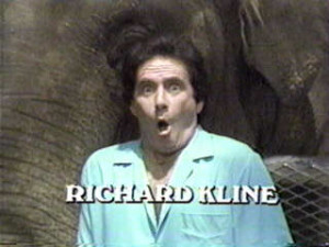 Richard Kline threes company