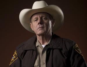 Sheriff Bud Dearborne
