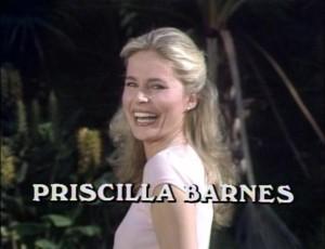 Priscilla Barnes three's company